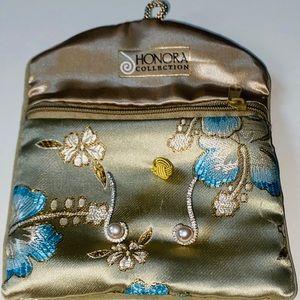 Honora Pearl & CZ Earrings - New